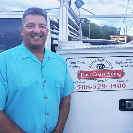 Michael cannistraro photo with truck